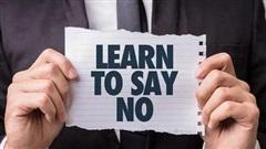 Làm thế nào để từ chối người khác?