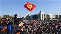 Bạo loạn ở Belarus và Kyrgyzstan khác nhau ở điểm nào?