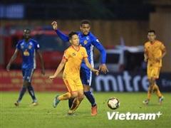 Quảng Nam thua Thanh Hóa, HLV Thành Công chưa thể vui trước bầu Đệ