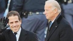 Bầu cử Mỹ 2020: Thêm bằng chứng về bê bối của cha con ông Joe Biden