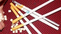 Hà Nội: Xuất hiện kẹo thuốc lá quanh trường học, nguy cơ gây hại cho học sinh