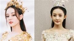 So sánh trang phục của Nữ thần Kim Ưng qua các năm