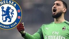 Chelsea mua nhanh 'người nhện' Donnarumma