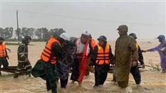 122 người chết và mất tích trong mưa lũ, nguy cơ mất an toàn các hồ thủy điện