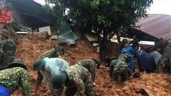 Vụ sạt lở ở Quảng Trị: Lập Sở chỉ huy tiền phương để cứu nạn, Phó Chủ tịch thường trực UBND tỉnh chỉ huy