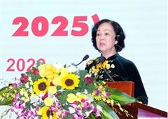 Bộ Y tế tổ chức Đại hội Thi đua yêu nước ngành y tế lần thứ VII