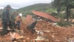 Vụ sạt lở ở Quảng Trị: Người chiến sĩ thoát chết kể lại giây phút đất đá ập xuống Đoàn 337 trong đêm