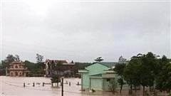 BIDV dành 08 tỷ đồng hỗ trợ đồng bào miền Trung bị ảnh hưởng bởi lũ lụt