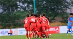 Bóng đá nữ Phong Phú Hà Nam giành chiến thắng trong ngày khai mạc