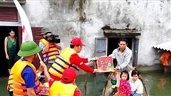 Tập trung tiếp cận, cứu trợ khẩn cấp cho người dân vùng ngập lũ