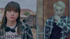 Lại phát hiện Thiều Bảo Trâm mượn áo cũ của Sơn Tùng để mặc trong MV mới