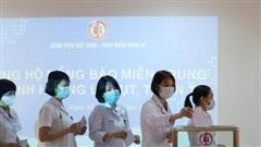 Bệnh viện Việt Nam – Thuỵ Điển Uông Bí: Hướng về miền Trung ruột thịt