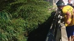 Hai thanh niên gục chết dưới gầm cầu ở Bình Dương do sốc ma túy