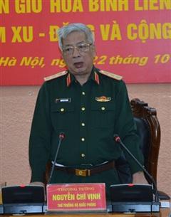 'Việt Nam tham gia lâu dài sứ mệnh GGHB LHQ bằng sức mạnh quốc gia!'