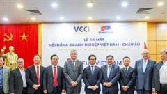 Ra mắt Hội đồng doanh nghiệp Việt Nam – châu Âu