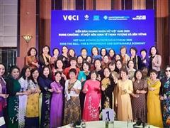 Diễn đàn Doanh nhân nữ Việt Nam 2020: Trao quyền nhiều hơn cho phụ nữ