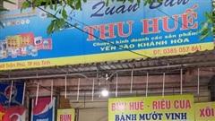 Xử phạt quán bún ở Hà Tĩnh bị tố 'chặt chém' đoàn cứu trợ lũ lụt