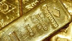 Giá vàng thế giới 23/10: Giảm 1% sau khi Mỹ công bố dữ liệu việc làm
