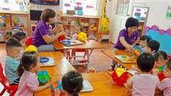 Tiếp sau trẻ 5 tuổi, hướng tới phổ cập mầm non cho trẻ 4 tuổi