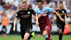 Trực tiếp West Ham vs Man City: Khách lấn chủ
