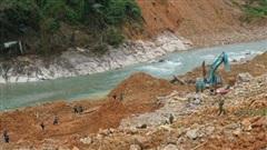 Tạm dừng tìm kiếm các công nhân mất tích tại thủy điện Rào Trăng 3
