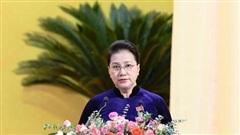 Chủ tịch Quốc hội Nguyễn Thị Kim Ngân mong muốn Thanh Hóa trở thành cực tăng trưởng mới