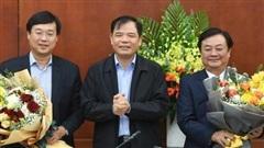 Đồng chí Lê Minh Hoan nhậm chức Thứ trưởng Bộ NN&PTNN