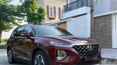 Mua Hyundai SantaFe 2019 ' chạy lướt' tiết kiệm được cả trăm triệu đồng