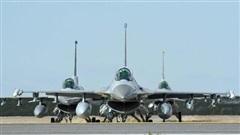 Bulgaria quyết định mua F-16 cũ