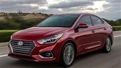 Giá xe ôtô hôm nay 28/10: Hyundai Accent dao động từ 426,1 - 542,1 triệu đồng
