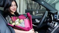 Nữ sinh 2001 tậu Mercedes-Benz GLC 300, cư dân mạng trầm trồ ghen tị: 'Đã xinh còn đi xe đẹp'