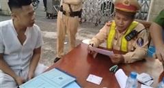 Phát hiện nhiều tài xế nghiện ma tuý trên cao tốc Nội Bài - Lào Cai