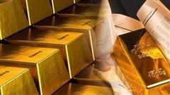 Giá vàng trong nước tăng theo giá vàng thế giới