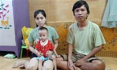Chạy xe ôm nuôi con bệnh tim, tài xế khóc nghẹn vì bị trộm xe máy