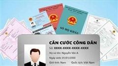 Bắt đầu cấp thẻ căn cước công dân gắn chip từ tháng 1/2021