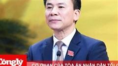 Ông Đỗ Trọng Hưng giữ chức Bí thư Tỉnh ủy Thanh Hóa