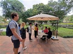 Nới lỏng giãn cách: Du khách châu Á-Thái Bình Dương 'thèm' đi du lịch