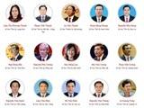 Kết quả nhân sự Đại hội Đảng bộ 63 tỉnh, thành phố