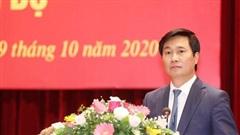 Chân dung Thứ trưởng bộ Xây dựng vừa được điều động làm Phó Bí thư Tỉnh ủy Quảng Ninh