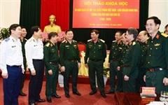 Hội thảo khoa học về 70 năm hợp tác quốc phòng Việt Nam – Liên Xô/ Liên bang Nga trong đào tạo cán bộ