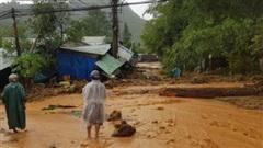 Quảng Nam: Sạt lở đất kinh hoàng khiến 53 người mất tích, 7 thi thể được tìm thấy