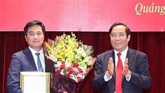 Ban Bí thư Trung ương Đảng điều động Thứ trưởng về địa phương