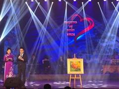 Đêm nhạc ''Thương về miền Trung'': Tấm lòng hướng về người dân vùng lũ