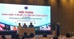 Kế thừa, phát triển y dược cổ truyền Việt Nam