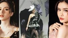Lan Khuê,Trương Quỳnh Anh, Diệp Bảo Ngọc cuốn hút tại Vietnam Junior Fashion Week