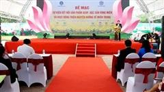 Hà Nội triển khai kết nối giao thương và ủng hộ miền Trung
