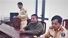 Hà Tĩnh: Bắt giữ tài xế xe tải gây tai nạn sau 4 giờ bỏ trốn