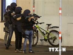 Giới chức Anh nâng mức cảnh báo đe dọa tấn công khủng bố