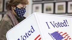 Không có dấu hiệu can thiệp của nước ngoài vào bầu cử Mỹ