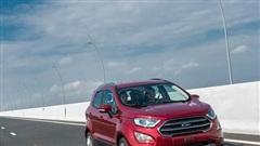 Bảng giá xe Ford mới nhất tháng 11/2020: Ra mắt Ford EcoSport 2020 bản nâng cấp